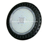 5years louro elevado claro do diodo emissor de luz do UFO da garantia 130lm/W IP65 100W