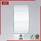 Étiquette amicale de papier thermosensible d'Eco