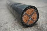 Cable de alambre acorazado de acero de la potencia de XLPE