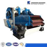 Leistungsfähigkeits-Wannen-Sand-Unterlegscheibe-Maschine für Erz im heißen Verkauf