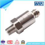 Sensor de presión del aceite miniatura de gases, alta exactitud 0.25% y estabilidad excelente