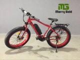 贅沢な脂肪質のタイヤの中央Bafangモーター36V 250With 48V 350W電気バイク