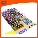 Großhandelspreis-verwendetes Kind-Handelsinnenspielplatz-Gerät für Verkauf