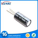 Con el precio de aluminio del condensador electrolítico del orificio 1500UF 200V