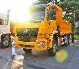 De duurzame 6X4 vrachtwagen van de Stortplaats van de Motor van de MENS SINOTRUK