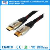 도금되는 저가 HDMI 케이블 남성 남성 HD 1080P 금