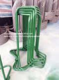 Werksgesundheitswesen Yollow Stern-Unterseiten-Stahldraht-Träger