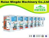 Impresora flexible del Cuatro-Color, maquinaria de impresión plástica, China