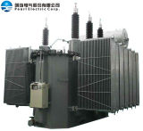 145kv Classe transformateur d'alimentation d'huile Immergé (jusqu'à 150MVA)