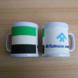 Kundenspezifisches Belüftung-Gummiänderung- am objektprogrammkennsatz-Becher-Cup-Neuheit-Geschenk