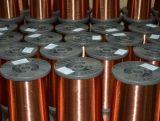 O Calibre de diâmetro de fios folheado 18 do fio de aço do cobre de alta elasticidade da força fêz em China