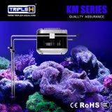 Indicatore luminoso usato professionale dell'acquario LED della barriera corallina del CREE di RGB con il serbatoio dei pesci di mare