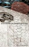 Aves domésticas de Sailin que pescam o engranzamento de fio sextavado