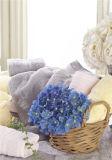最高のホテルのドビーの浴室タオル、手タオル、表面タオルの卸売のための100%年の綿