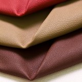 돋을새김된 튼튼한 합성 물질 PU PVC 가죽