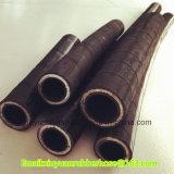""""""" tubo flessibile di gomma idraulico flessibile dell'olio ad alta pressione a spirale 4sp-1/2"""