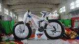 Grande modello gonfiabile di pubblicità esterno della bicicletta