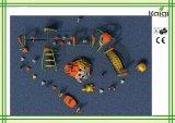 Напольный Спортивная площадка-Взбираться для парка общины, рекреационная зона, торговый центр, школа