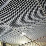PVDFの工場価格のコーティングによって拡大される金属のアルミニウム網パネル