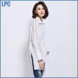Meilleur neuf vendant chemise occasionnelle de tailles importantes desserrées la longue