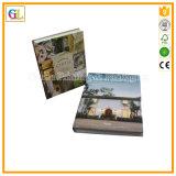 カスタムハードカバーのフルカラーの本の印刷
