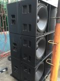 Ks 28 Hi-Fi duplo de 18 '' Bass Woofer Line Line Array Subwoofer