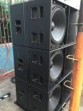 Ks 28 Doppeltes 18 Zoll-Unterseebootwoofer-Qualitäts-Lautsprecher-Zeile Reihen-Baß Subwoofer