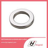 Anello personalizzato N35 magnete permanente neodimio/di NdFeB di potere eccellente per i motori