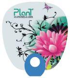Preiswerte bekanntmachende Ventilator-Sommer-Förderung-kundenspezifisches Plastikgeschenk-kleine Handventilatoren