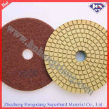 4 '' diamant Polishing Pads Wet voor Granite en Marble