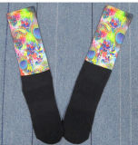 Sublimation Blank Polyester Socks mit Longer Elastic