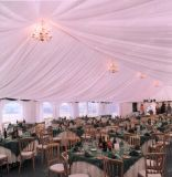 500 People를 위한 큰 Classic Decorated Wedding Tent