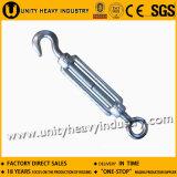 하락은 DIN 1480 기준 철사 밧줄 나사 조이개를 위조했다