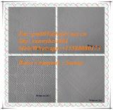 경쟁적인 PVC에 의하여 박판으로 만들어지는 석고 천장 도와 (595/603mm*7mm)