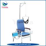 Automatisches zervikales und lumbales Zugkraft-Bett