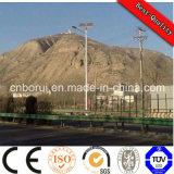 Superior de la venta de China Farola 30W 40W 60W 80W 100W LED luces de la lámpara solar al aire libre Precio
