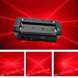 800MW het rode Licht van Minispiderlaser van het be*wegen-Hoofd van de klein-Straal 8lens