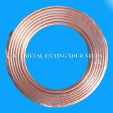 R410A Grad-flexibler Typ L kupfernes Rohr für Riss Wechselstrom