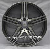 Bordes de aluminio de la rueda de Amg de la aleación del coche para el Benz