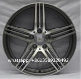 Bordas de alumínio da roda de Amg da liga do carro para o Benz