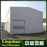 Entrepôt lourd concret préfabriqué de garage de véhicule de bâti en acier