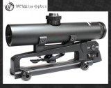 Le ottica 4X22 tattico di vettore trasportano vista di pistola della prova di scossa di portata del fucile dell'arma dell'AR M16 della maniglia l'elettro