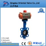 Basisrecheneinheits-Wert Dn-400 und pneumatische Stellzylinder-/pneumatisches Steuerdrosselventil