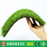 Трава естественного взгляда Анти--UV плоская синтетическая искусственная