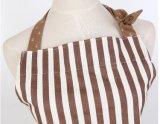 Avental ajustável do Bib da cozinha com bolsos