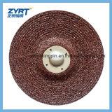Красный цвет T27 100mm без сетки  Абразивный диск для металла