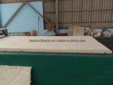 manta de aluminio de las lanas del silicato de la aguja de 50m m para 1100c