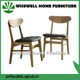 固体灰の木製のホーム家具の椅子(W-DC-03)