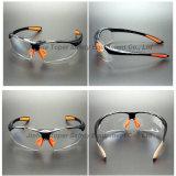 De zilveren Bril van de Veiligheid van de Lens van de Spiegel (SG115)