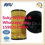 Piezas de automóvil del elemento filtrante del aceite de motor para la oruga (1R-0741)